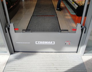 THOMAS Mobile Barriere Steckbar