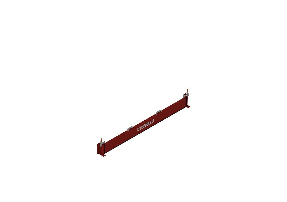 Mobile Barriere Steckbar geschlossen von thomas.biz